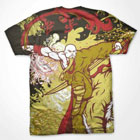Oversize Prints on Custom TShirts